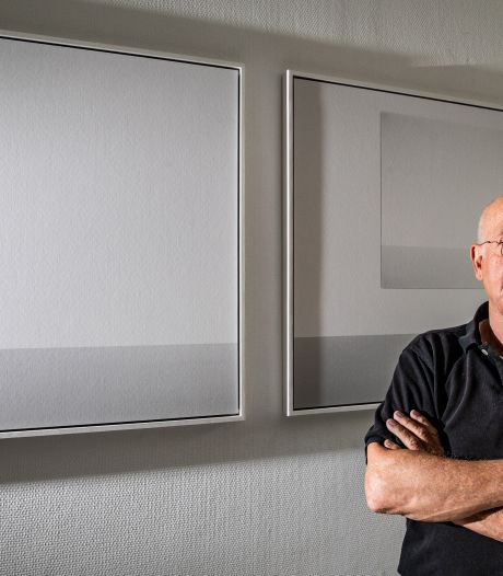John Tromp (72) uit Diepenveen slaagt aan Foto Academie in Amsterdam; eindelijk vindt hij rust