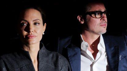 """""""Angelina Jolie en Brad Pitt sluiten deal over de kinderen"""""""