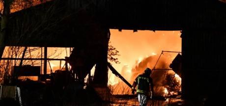 Uitgebrande schapenschuur Poortvliet was xtc-lab: politie doet onderzoek naar slachtoffers