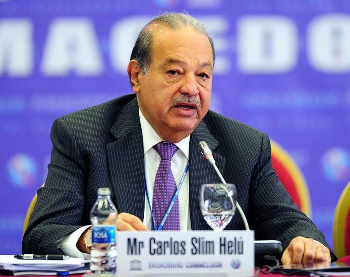 Miljardair Carlos Slim wilde KPN in 2013 dolgraag overnemen met zijn America Movil. Een gifpil van de Stichting Preferente Aandelen B KPN voorkwam dat de Mexicaan zijn zin kreeg.
