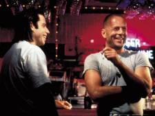 Comeback na Pulp Fiction: John Travolta en Bruce Willis na 27 jaar weer samen op witte doek