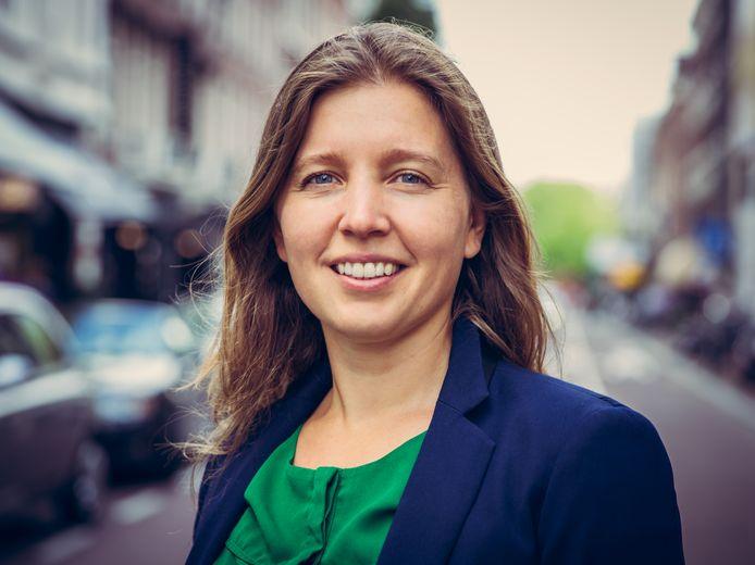 Shanna Mehlbaum, criminologisch onderzoekster