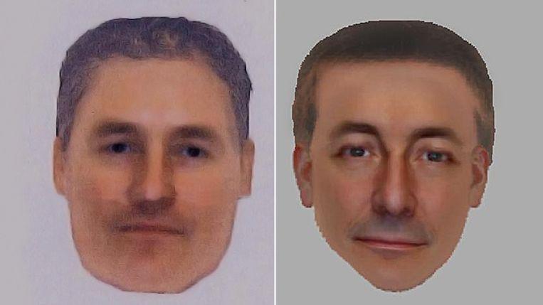 De Britse politie zoekt deze man. Hij is gezien op een paar honderd meter afstand van het appartement met een kind in zijn arm. Beeld Opsporing Verzocht
