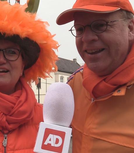 Zo beleefde Tilburg Koningsdag