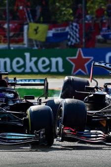 Verstappen en Hamilton gaan niet meer inhouden: 'Je leert altijd, maar hij is een harde racer'