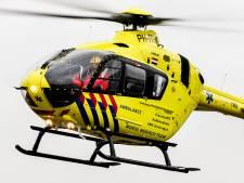 Ernstig auto-ongeval bij Weesp, 4 twintigers naar ziekenhuis