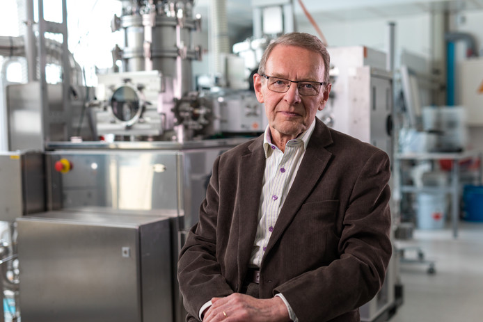 Tuomo Suntola, winnaar Millennium Technology Prize