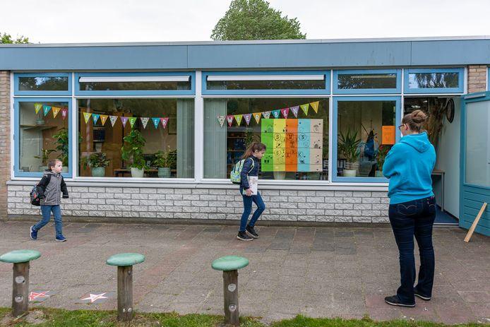 OBS de Kirreweie in Burgh-Haamstede is een van de scholen die onder scholenkoepel Obase vallen.