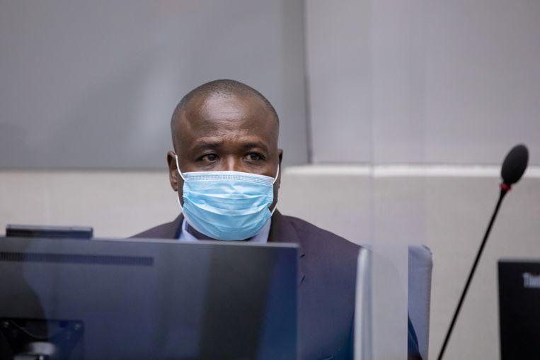 Dominic Ongwen is veroordeeld tot vijfentwintig jaar cel wegens oorlogsmisdaden en misdaden tegen de menselijkheid. Beeld Reuters