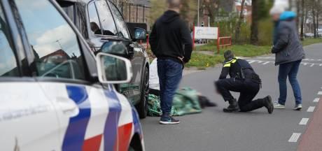 Meisje gewond na dubbele botsing op Langewijk in Dedemsvaart