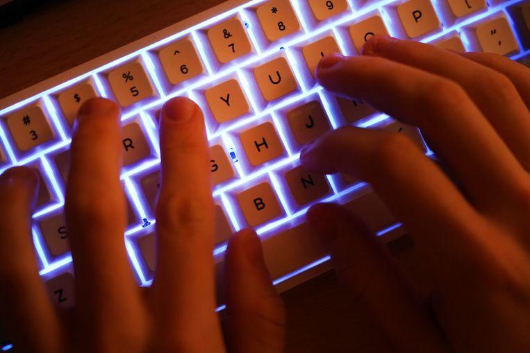 Cybercriminelen probeerden de gegevens te verkopen. Beeld Getty Images