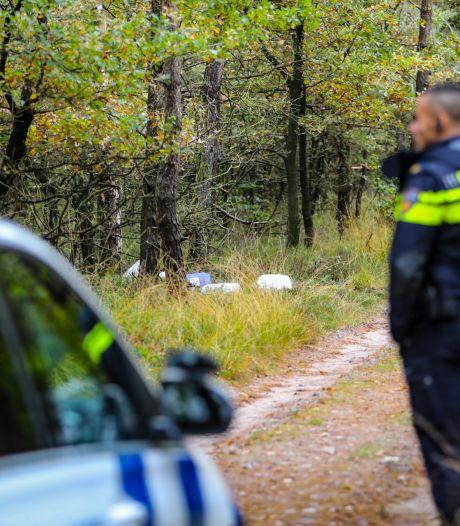 Mysterieuze drugsdump in bossen van kroondomein bij Hoog Soeren