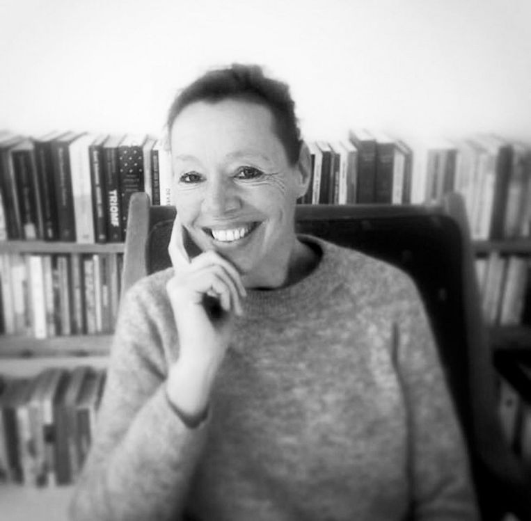 Maaike Lange is freelancejournalist en docent Nederlands. Beeld -