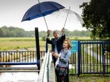 Minister in droge Achterhoek: 'Nederland moet kampioen worden in water vasthouden'