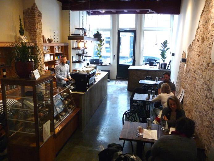 Koffiebar Drab in de Kruisstraat