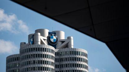 Verkoop bij BMW met 20 procent gedaald