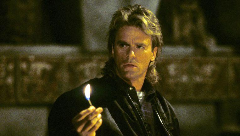 Heel wat dertigers van vandaag groeiden op met het technische vernuft van de ex-spion Angus MacGyver (gespeeld door Richard Dean Anderson).