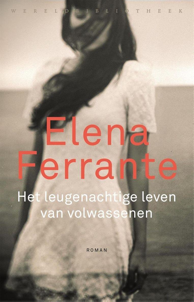 Elena Ferrante – Het leugenachtige leven van volwassenen. Beeld rv