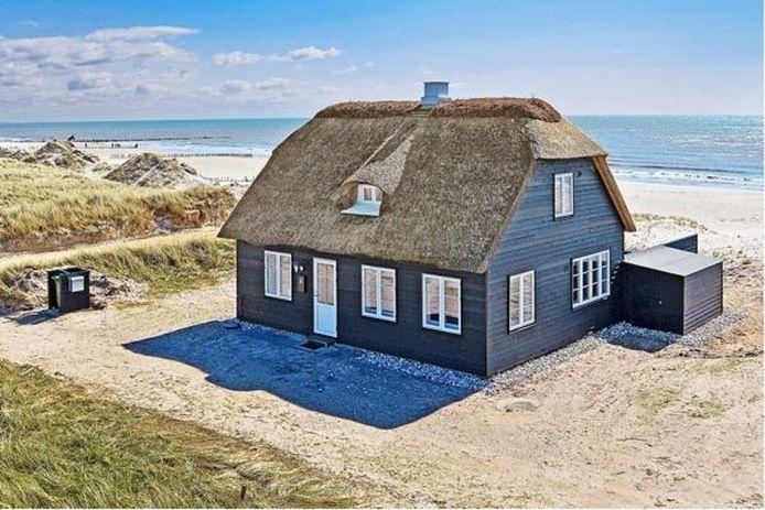 Direct aan zee in Denemarken