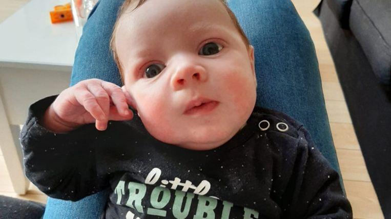 Baby Tyler. Beeld Leroy van der Terp