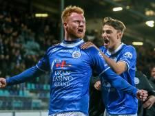 FC Den Bosch behoudt koppositie na zwaarbevochten zege op tien NEC'ers