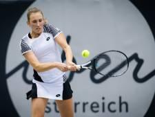 Elise Mertens se qualifie pour la finale du tournoi de Linz