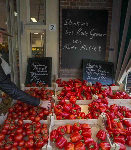 Tuindersorganisatie LTO niet blij met lage prijzen in supermarkten