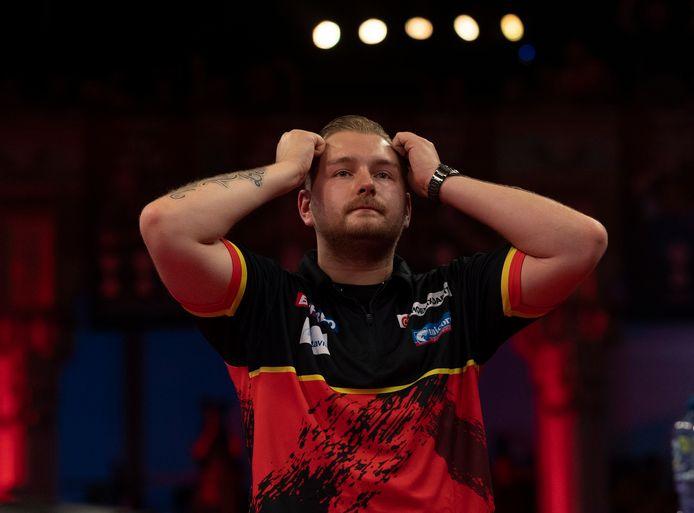 Dimitri Van den Bergh.