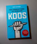 Er ligt nu een boek in de winkel dat Koos Vervoort zelf schreef.