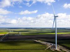 Windmolens bij Overberg zijn (voorlopig) van de baan