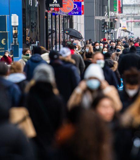 Harde lockdown in Duitsland: winkels en scholen dicht, vuurwerk- en alcoholverbod
