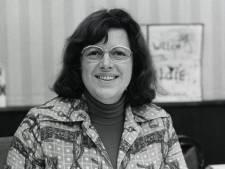 Wil Velders-Vlasblom(88), eerste vrouwelijke wethouder van Utrecht, overleden