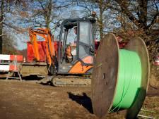 Noord-Veluwe en Kampen-Zuid krijgen glasvezel in buitengebied