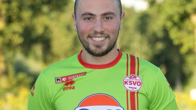 """Milan Iket (SV Oostkamp) maakt doel van eerste periodetitel: """"We kunnen ons niet meer verstoppen na deze goede reeks"""""""