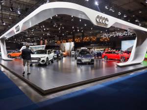 Que deviennent les voitures après le salon de l'auto?