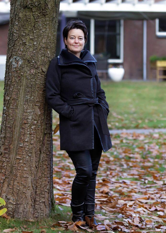 Ingrid van Loon  werkt als vrijwilligster bij hospice Marianahof in Etten-Leur.