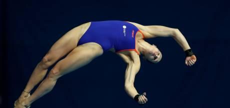 Droom komt uit voor schoonspringster Celine: 'Deelnemen aan Olympische Spelen is zo vet'