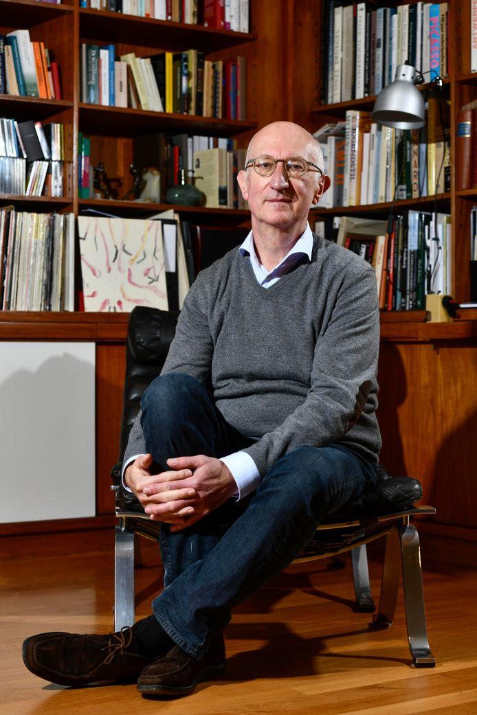 Immunoloog Geert Leroux-Roels (UGent)