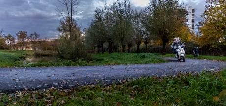 Over dit donkere en verlaten fietspad in Overvecht fietsen vrouwen liever niet