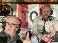 Sportverslaggever René verslaat monsterfile bij Apeldoorn