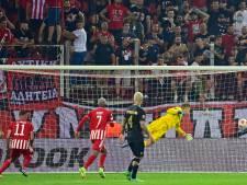 EN DIRECT: le VAR refuse un but à l'Olympiacos (0-0)