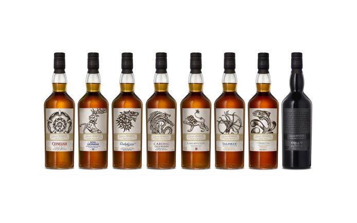 Le Whisky de la Maison Lannister