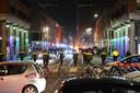Het was vanavond onrustig in de Schilderswijk.