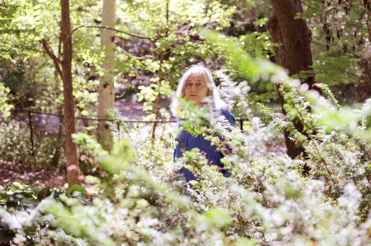 Marilynne Robinson: 'Ik geloof niet in de eenvoud van oorzaak en gevolg.' Beeld Alex Soth / Magnum / HH