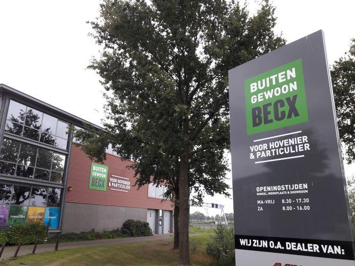 Buitengewoon Becx werd in mei 2019 failliet verklaard