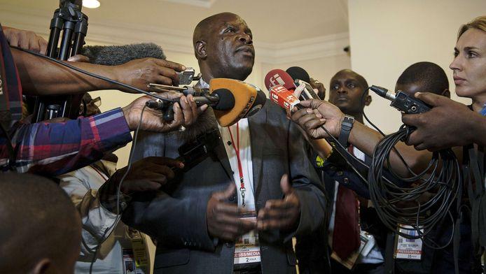 Ofwono Opondo, porte-parole du gouvernement ougandais
