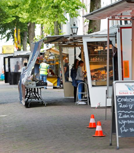 De weekmarkt komt écht terug in Sommelsdijk en wordt ook nog cultureel erfgoed