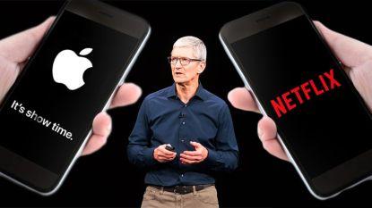 Kondigt Apple maandag de 'Netflix-killer' aan?