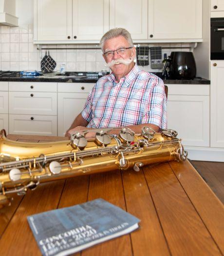 Lijvig boek vertelt het verhaal van Thoolse muziekvereniging Concordia
