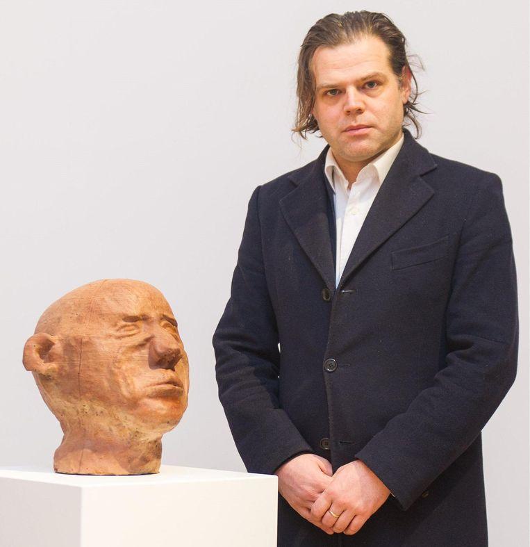 Renzo Martens. Beeld ISOPIX
